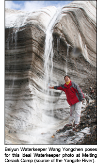 Beiyun Waterkeeper Wang Yongchen