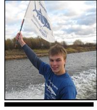 Vyatka Riverkeeper Grigoriy Poskrebyshev