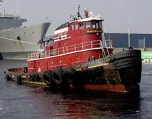 McAllister Tugboat