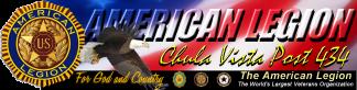 American Legion Post 434, Chula Vista, CA