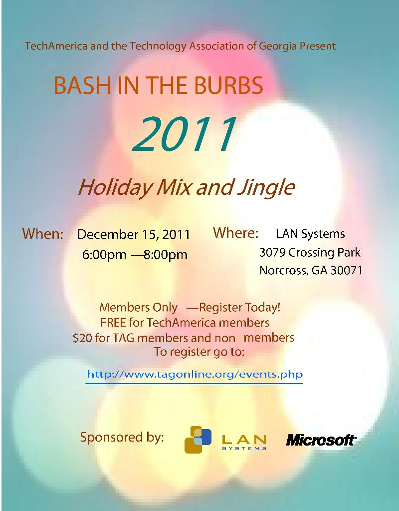 Bash in the Burbs