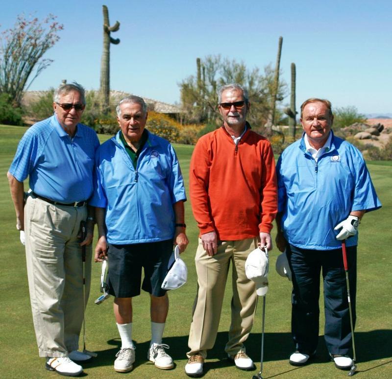 NHS Golfers