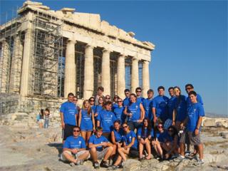 JTG Parthenon