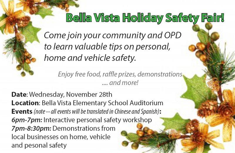 Bella Vista Safety Day pg 1