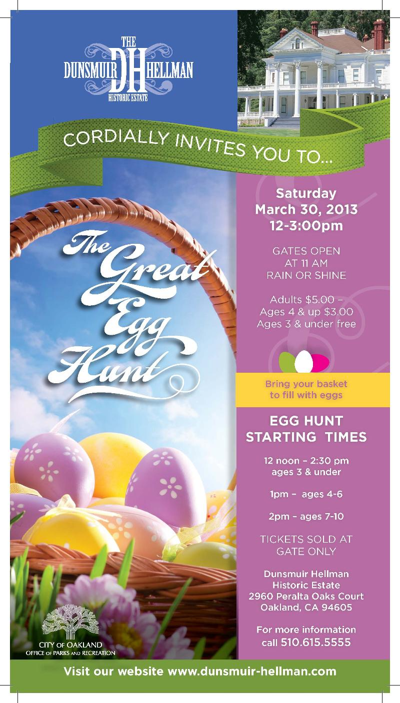 Easter Dunsmir