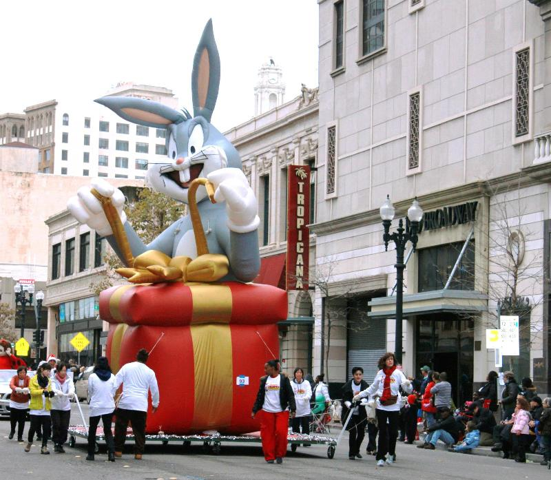 Pat Bugs Bunny