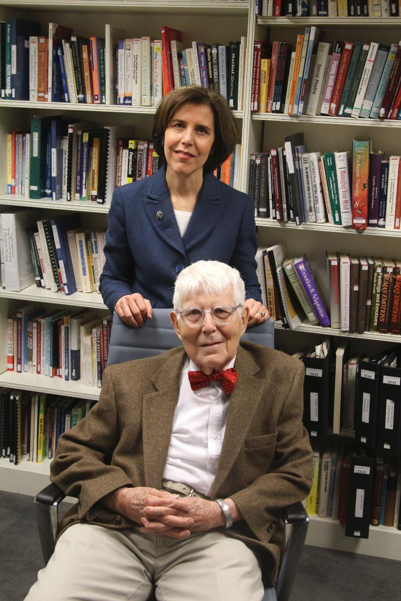 Drs. Judith and Aaron Beck