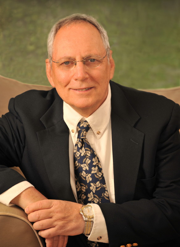 Dr. Paul Epstein Portrait