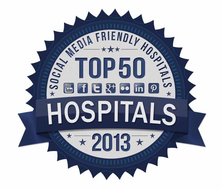 Top 50 Social Media