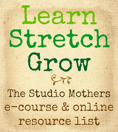 Studio Mothers Resource List