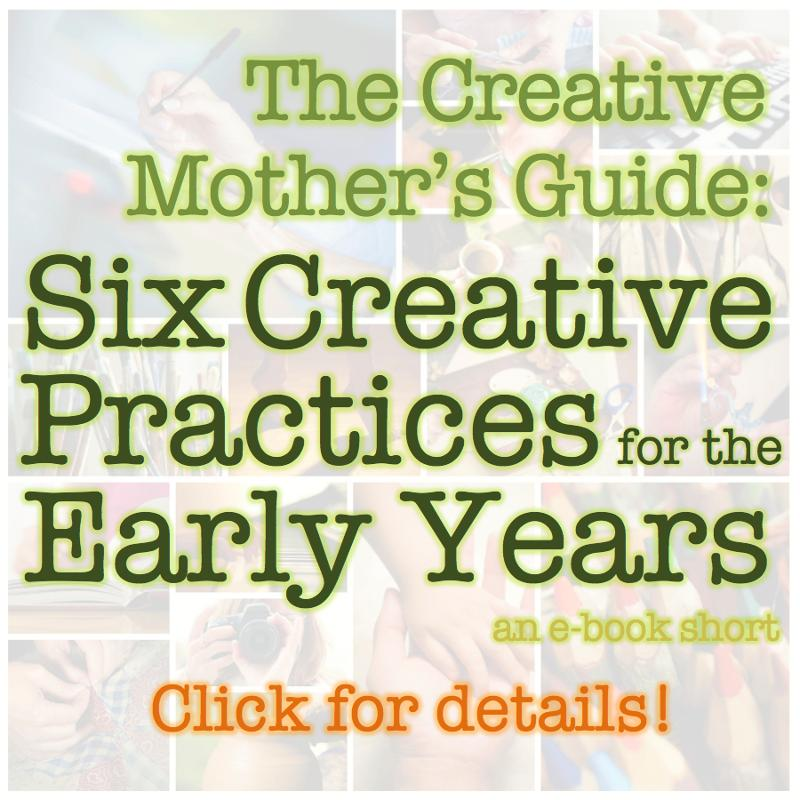 The Creative Mothers Guide