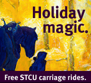 Coeur d'Alene STCU Carriage Rides