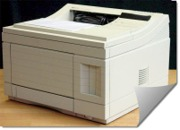 HP Laserget 4 Printer