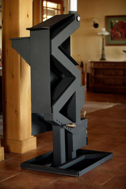 Introducing The Wiseway Pellet Stove