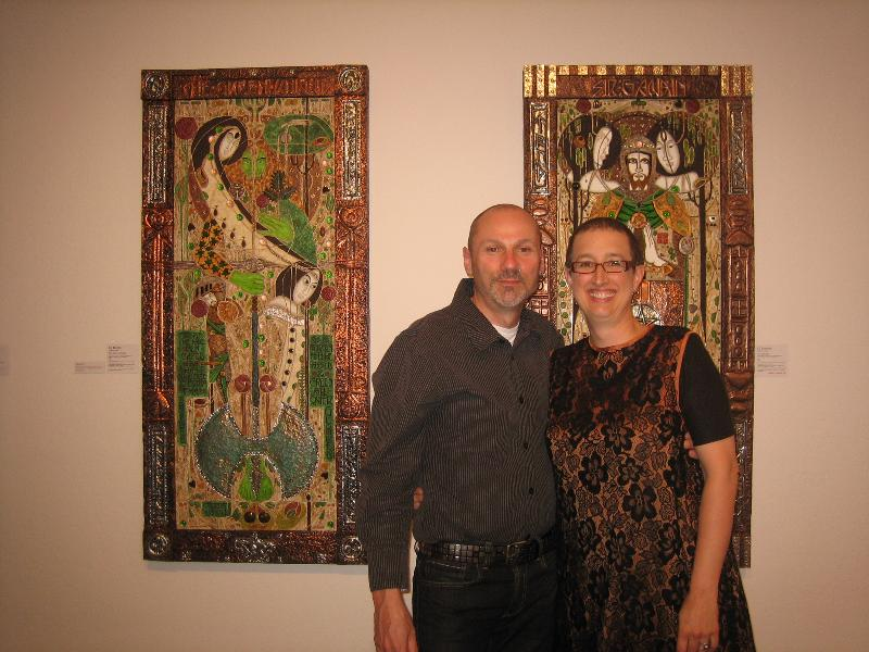 Visual Poetry Opening Reception