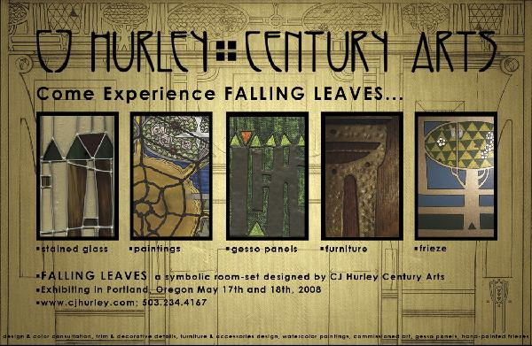 Falling Leaves A Symbolic Interior