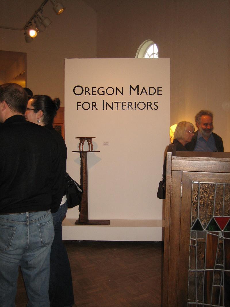 Made for Interiors Exhibit