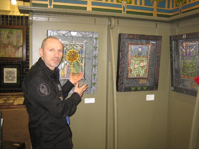 Pasadena Exhibit 2010
