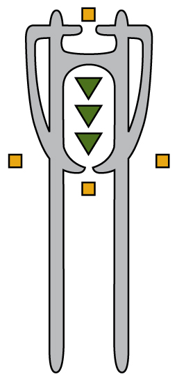 Century Arts Primary Logo