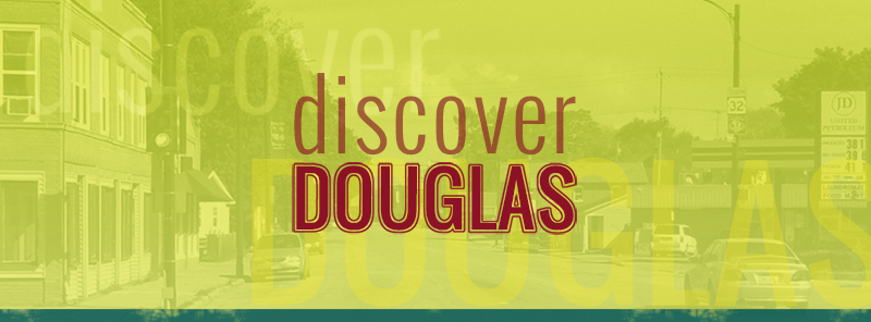 Discover Douglas new look