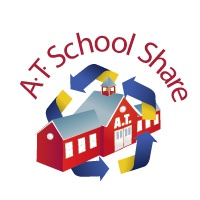 AT School Share logo