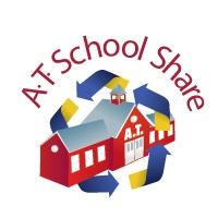 AT School Share logo