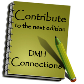 Contribute to the next DMH Connections