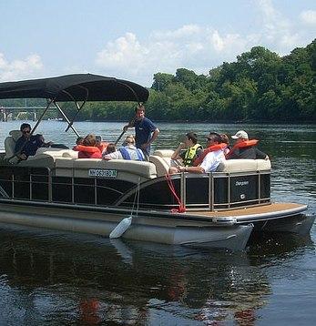 Family Boat Rides