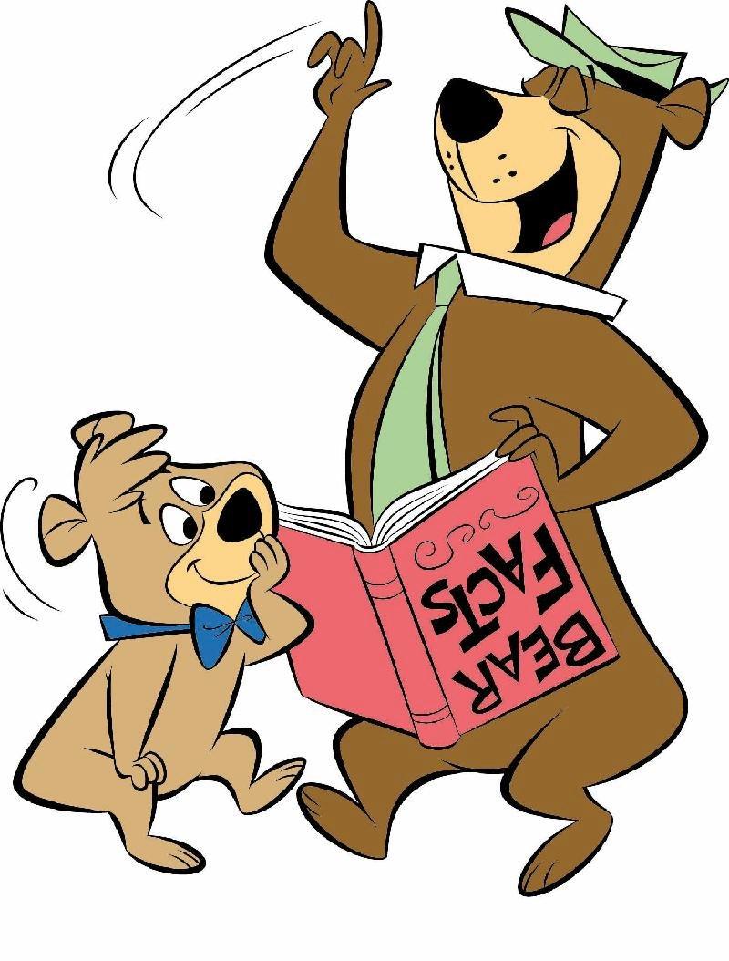 Yogi-Bear Facts Book