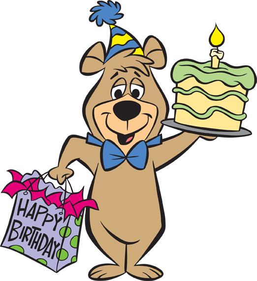 Boo Boo's Birthday