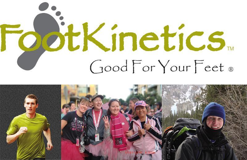 Foot Kinectics