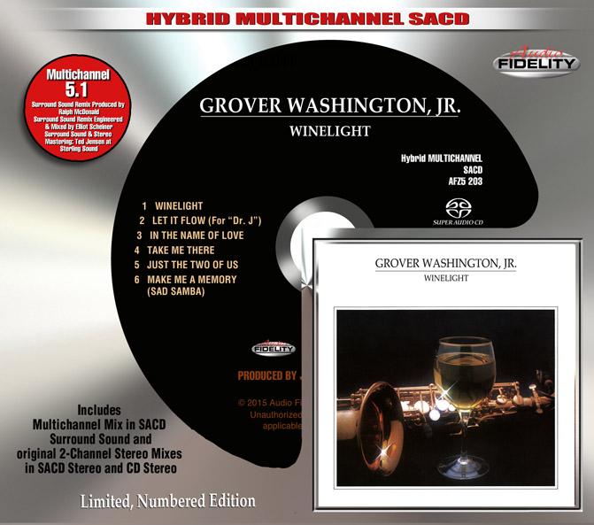 Grover Washington, Jr