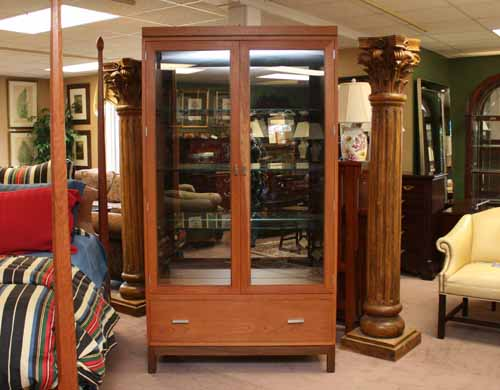 Stickley Display Cabinet