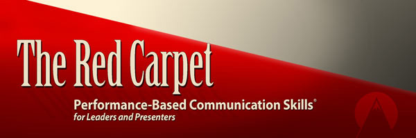 The Red Carpet -   Pinnacle Performance Company Newsletter