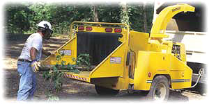 wood chipper - grants