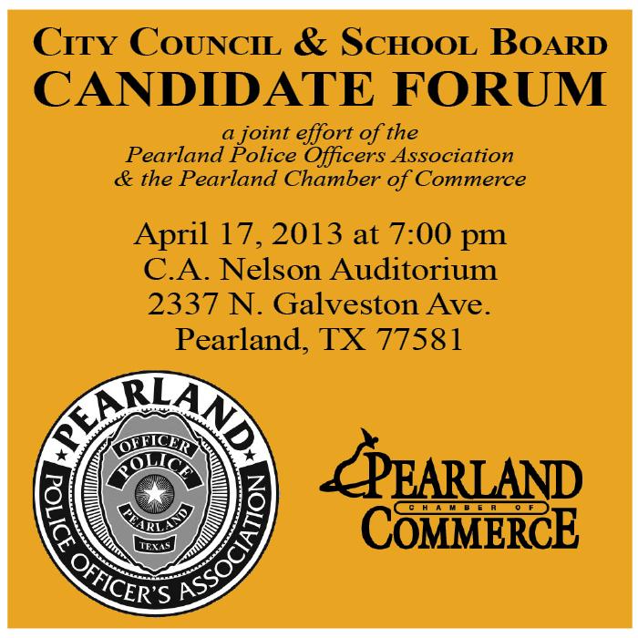 Candidate Forum 2013