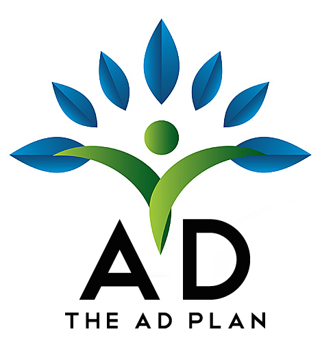 AD plan logo