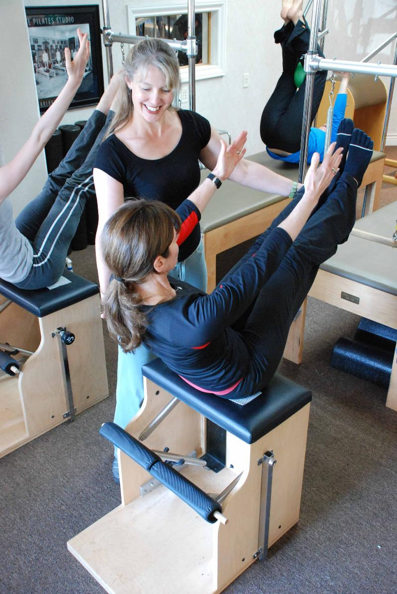 Balanced body pilates chair - Balanced Body Pilates Combo Chair