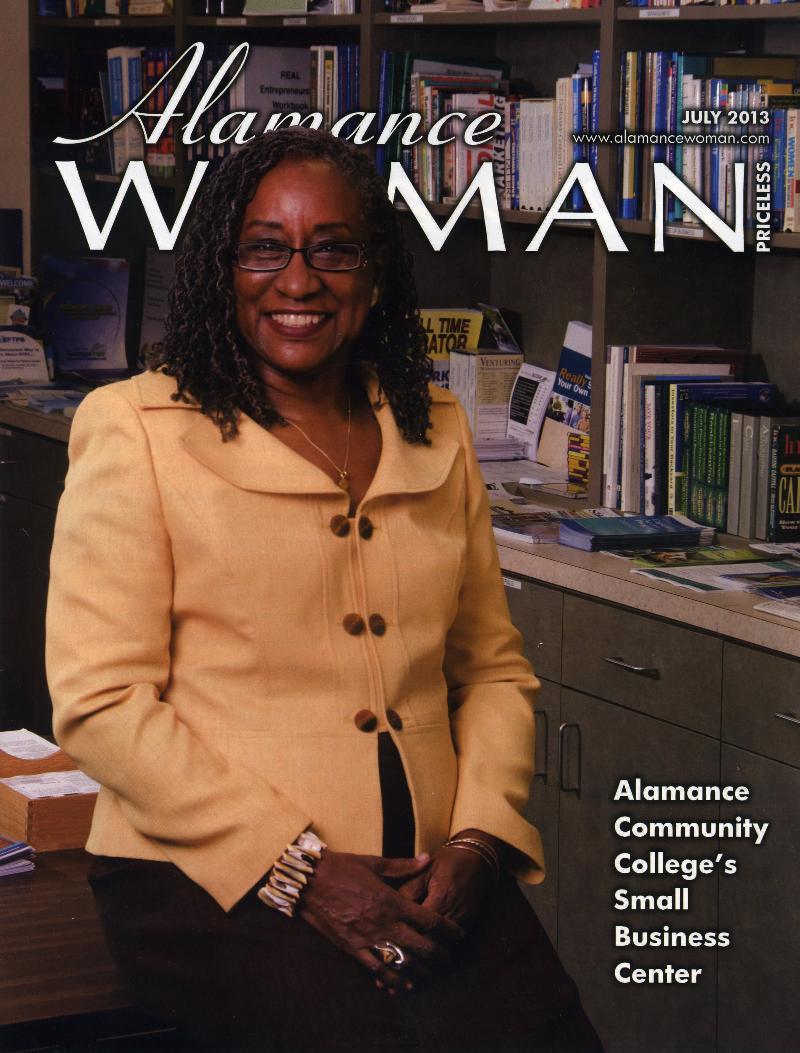 Alamance Woman