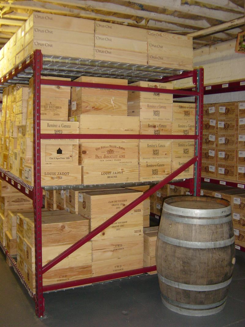 22 WineCare Storage