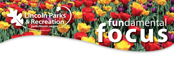 Lincoln Parks & Recreation FUNdamental FOCUS Newsletter May 2010