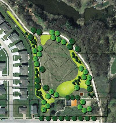 Phares Park Plan