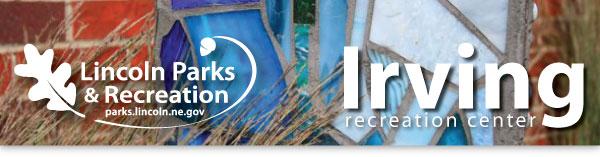 Irving Recreation Center Newsletter Header