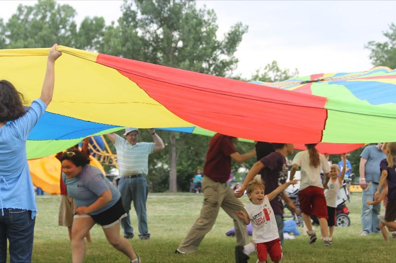 sam jam parachute