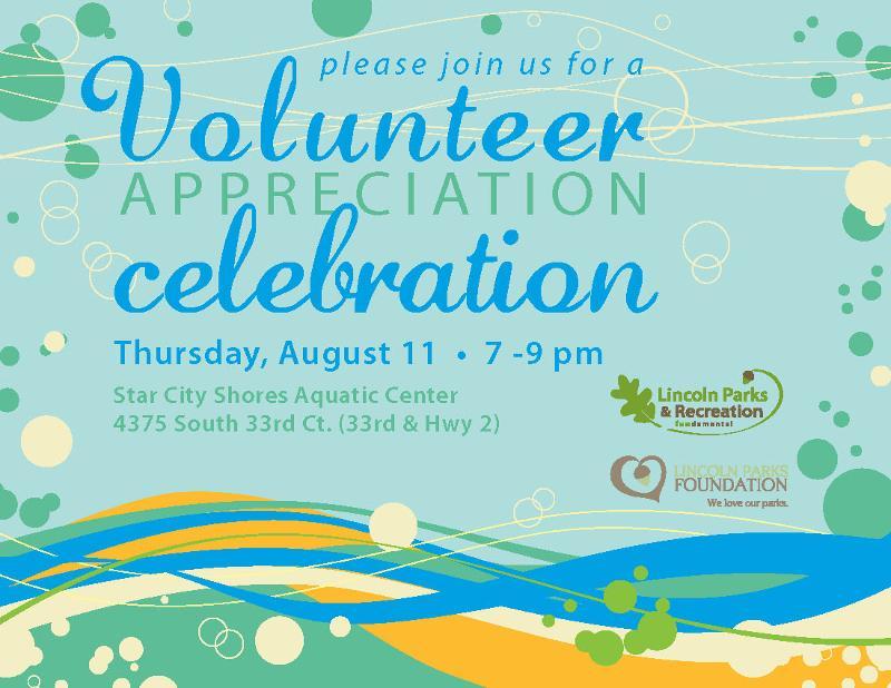 Volunteer Appreciation Postcard