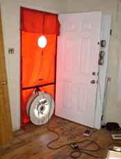 Door Fan 175x230
