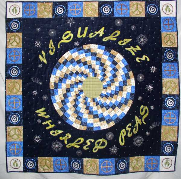 quilt-whirled peas