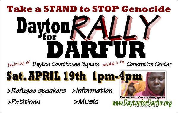 Dayton for Darfur