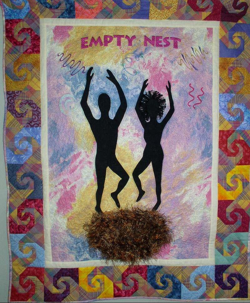 Quilt-empty nest