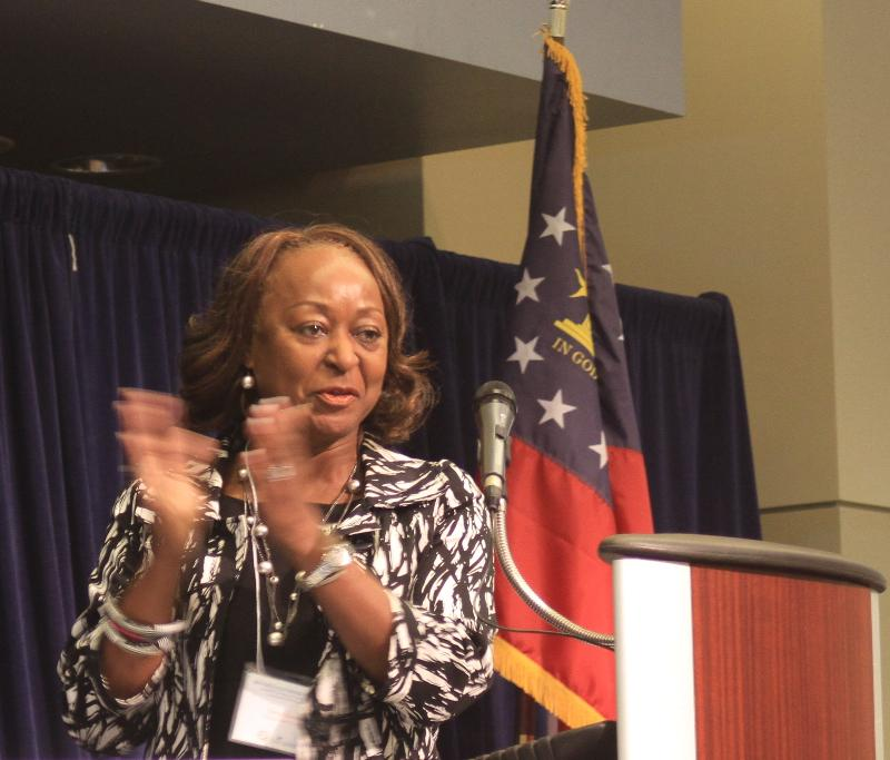 Dr. Benson Goes to Washington Summer 2012